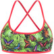Funkita Tie Down Bikini Top Women Pretty Fly